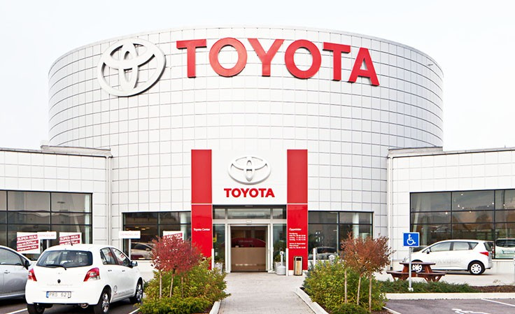 Toyota Motor Corp beats Volkswagen to become World's No.1 car seller in 2020