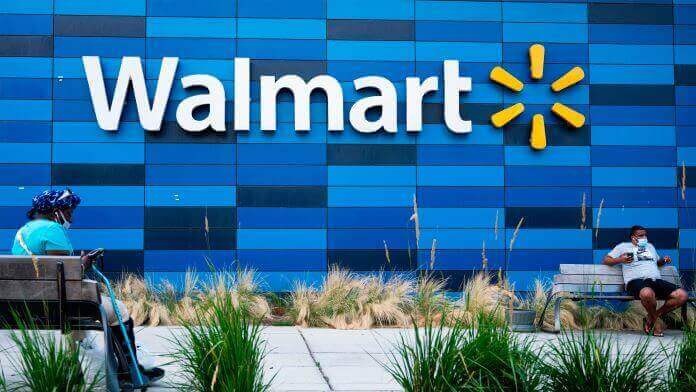 Walmart including automated warehouses with robots to stores to improve fulfill pickup, delivery orders
