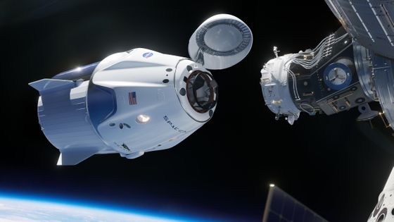 SpaceX's Crew-1 cosmonauts  break 47-year US space record