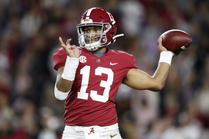 Tua Tagovailoa would trade prevalence, jersey sales for Super Bowl victory