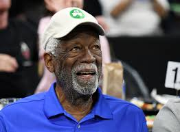 Bill Russell helps individuals to remember his achievements in most prominent athlete ever debate