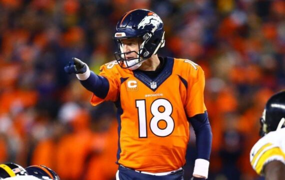 Peyton Manning launching media production organization