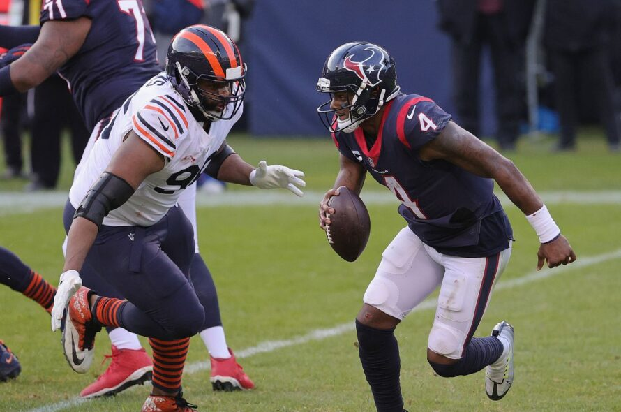 Akiem Hicks could be on the trade block
