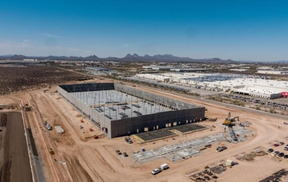 Amazon constructing new sortation centers in Glendale, Tucson