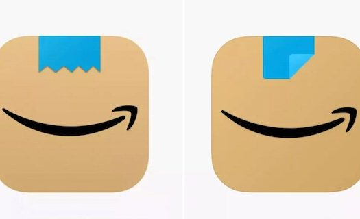 Amazon changes application icon after correlations made to Hitler