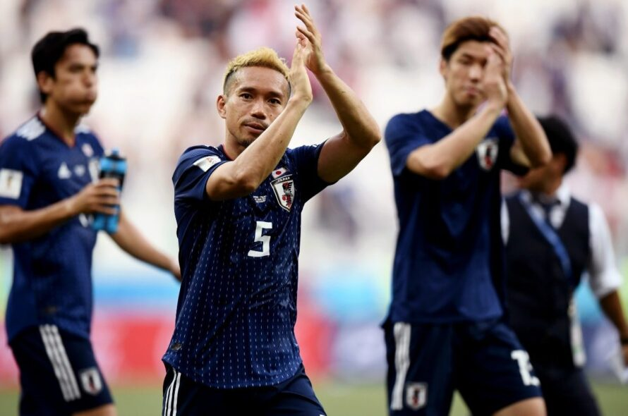 Japan win in World Cup qualifying warm-up in Asia with Tajikistan defeating Mongolia