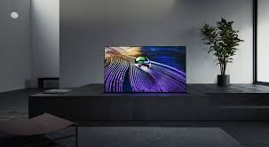 Sony's brighter A90J OLED TV advances toward living rooms  this month