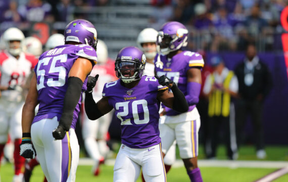 Minnesota Vikings' salary cap in the wake of taking more actions in free agency