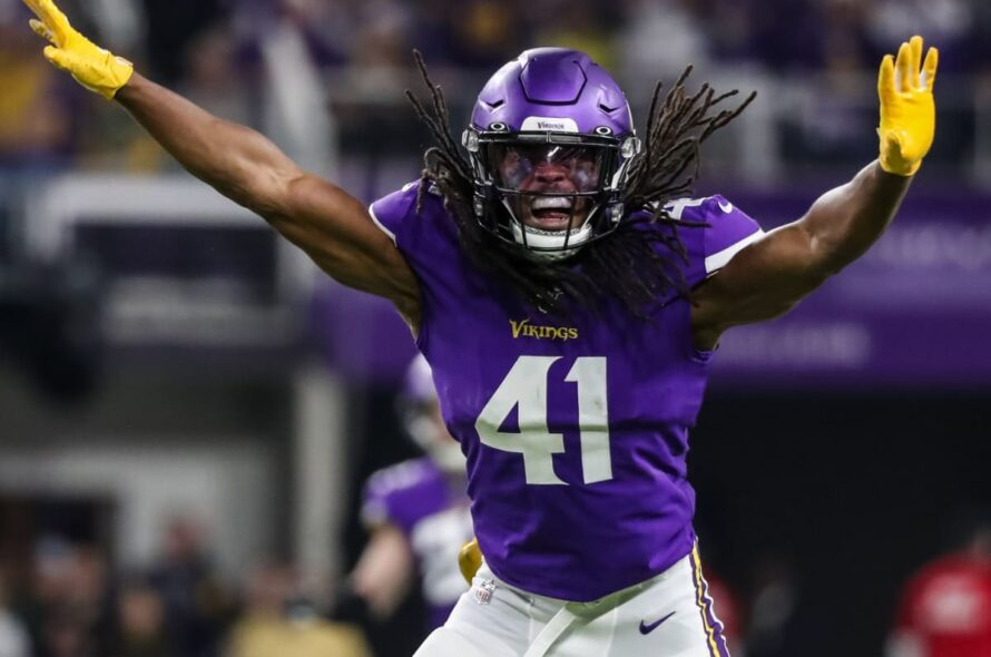 Ex-Vikings safety Anthony Harris consents to 1-year, $5 million agreement with Philadelphia Eagles