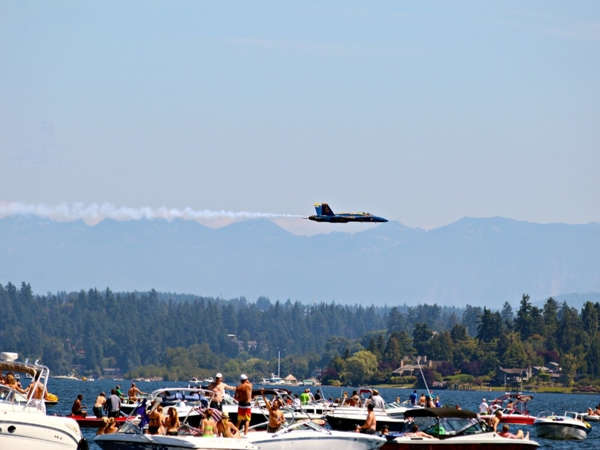 Seafair will be in a virtual format again in 2021 over 'challenges with social distancing requirements'