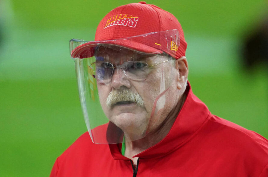 Andy Reid not decision out Mitchell Schwartz or Eric Fisher getting back to Kansas City Chiefs