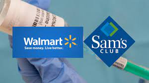 Walmart, Sam's Club to start inoculations at almost 150 stores across California