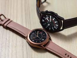 Samsung refines the Galaxy Watch and Galaxy Watch 3 with their most recent updates