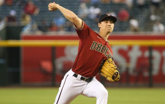 Luke Weaver almost unhittable in D-backs' success against the Cincinnati Reds