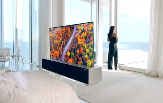 LG's indecently costly rollable TV now available to be purchased in the US — here's the way to buy one