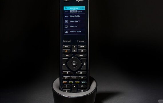 Logitech suspends its famous universal Harmony remotes