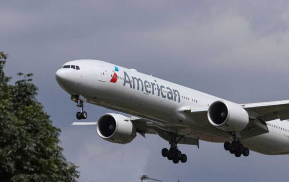 American Airlines flight redirected to Seattle over an 'unruly passenger'
