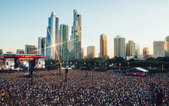 Lollapalooza will come back at full capacity