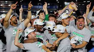 Marshall wins its first-ever men's soccer national title in exciting style