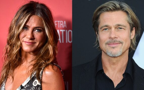 Jennifer Aniston says Brad Pitt was one of her most loved 'Friends' guest stars