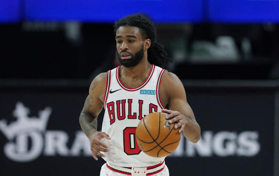 Chicago Bulls' Coby White out at least 4 months subsequent to injuring shoulder, having surgery