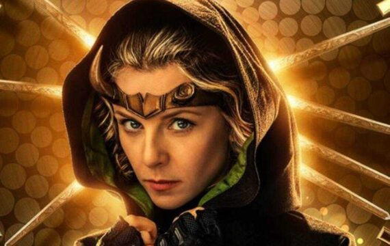 Loki: Marvel Studios uncover the first poster of Lady Loki in the entirety of her risky glory