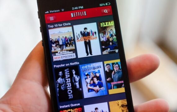 Netflix is offering a 'fictionalized' series about Spotify