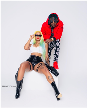 """Up and Coming Duo Prince Peezy & Lala Chanel Drop New Single """"Bout Mine"""""""