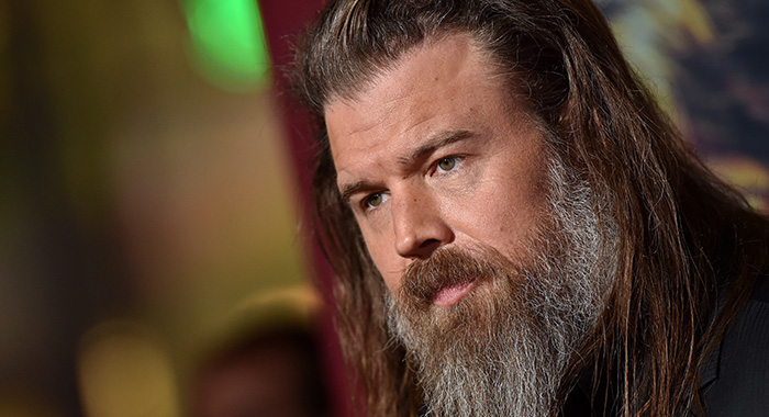 The Walking Dead's Ryan Hurst will play a new role in the Disney+ series