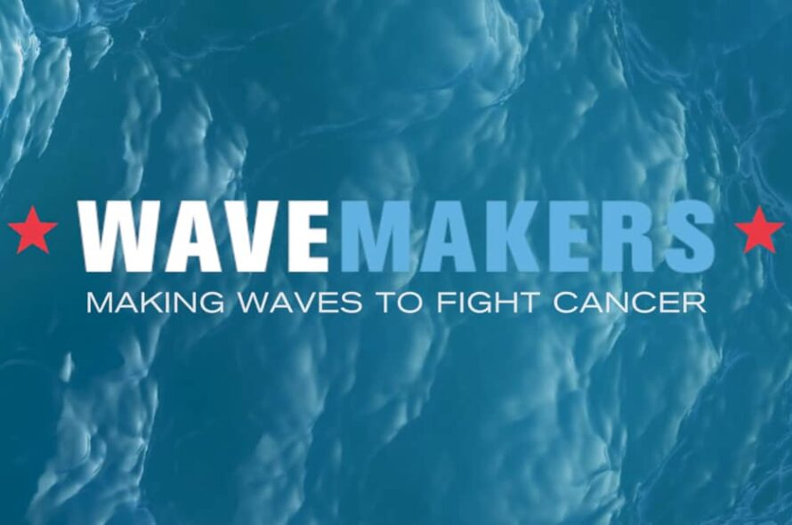 'WaveMakers' Docu-Series about Swim Across America will debut on Discovery Life Network from July 8