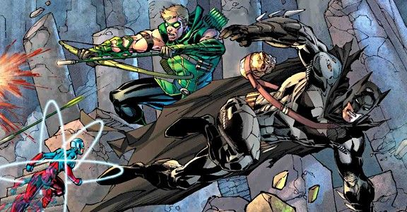 Aquaman and Green Arrow collaborate in new series