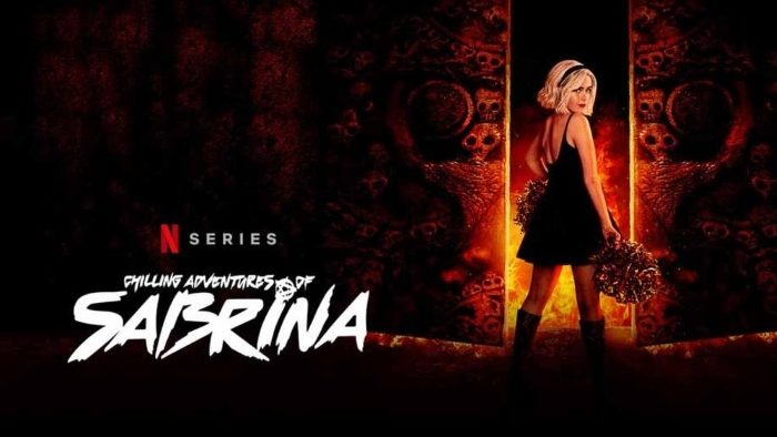 Netflix's Chilling Adventures of Sabrina is coming back in new series