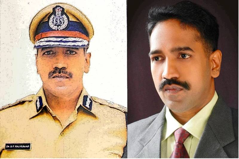 """""""The Toughest Indian Police Service officer"""". IPS Dr S.Pandian Rajkumar, the most respected IPS officer in India and an inspiration for millions"""