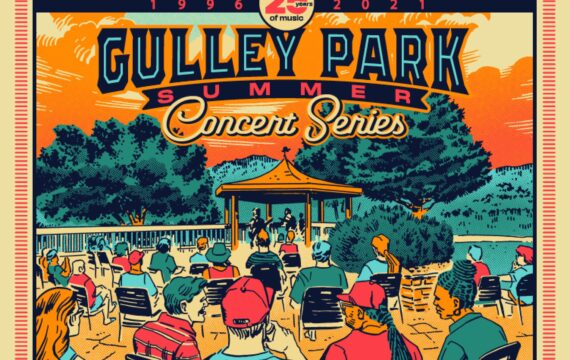 Gulley Park Concert series proceeds with Thursday with Heath Sanders