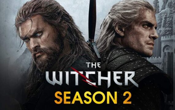 Netflix's The Witcher Season 2 series shows up this December