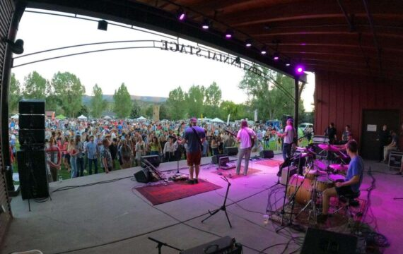 The outdoor concert series gets back to Clio Amphitheater starting July 6