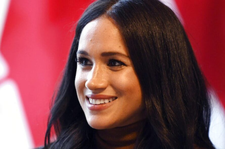 Meghan Markle creating animated series for Netflix