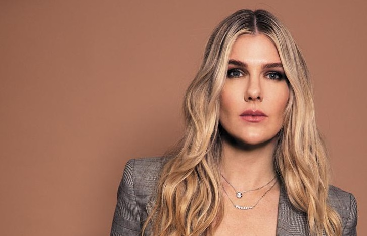 American Horror Story's Lily Rabe teams up with Viola Davis and Gillian Anderson in Showtime's anthology series The First Lady