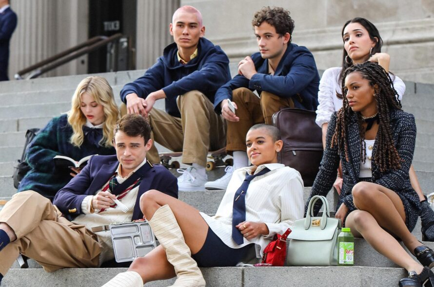 'Gossip Girl' reboot HBO Max's most-watched original series over launch this end of the week