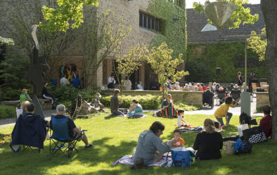 Merrimans', Snite rejoin for summer jazz series at the museum
