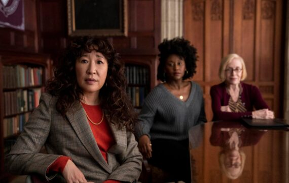 Netflix declares debut date for Sandra Oh-starrer The Chair