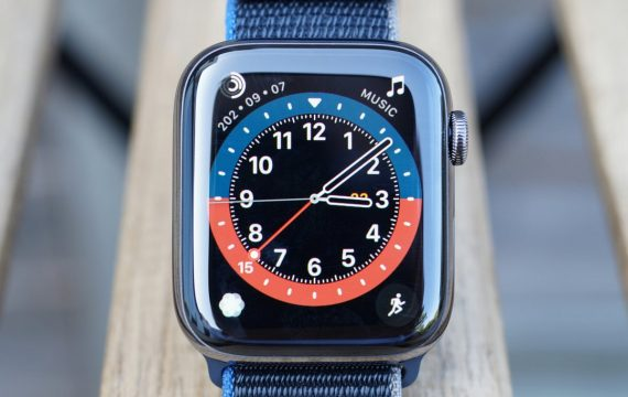 Apple Watch Series 6 is the world's most well-known smartwatch model, research recommends
