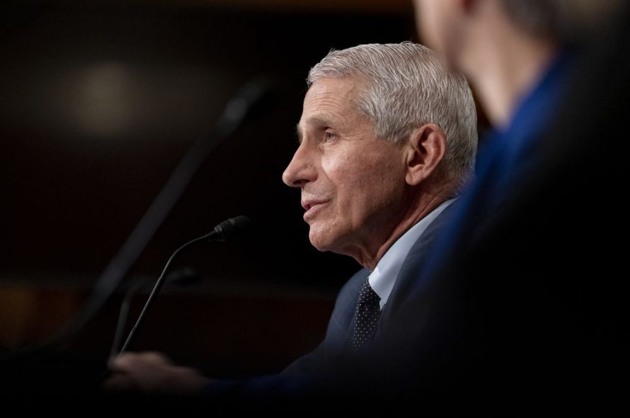 Dr. Anthony Fauci Just Speak When You Can Get Your Booster for dealing with the Delta variant