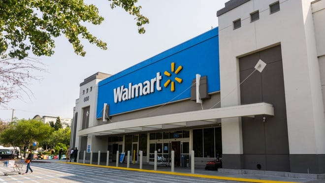 Walmart increasing salary at least a $1 an hour for more than 565,000 store employees