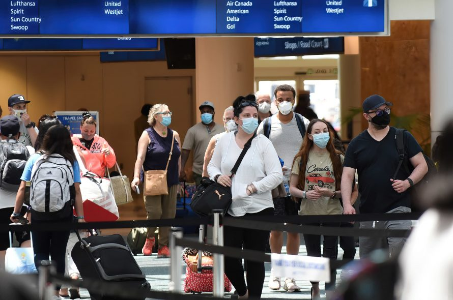 CDC discharges COVID travel direction for Christmas season