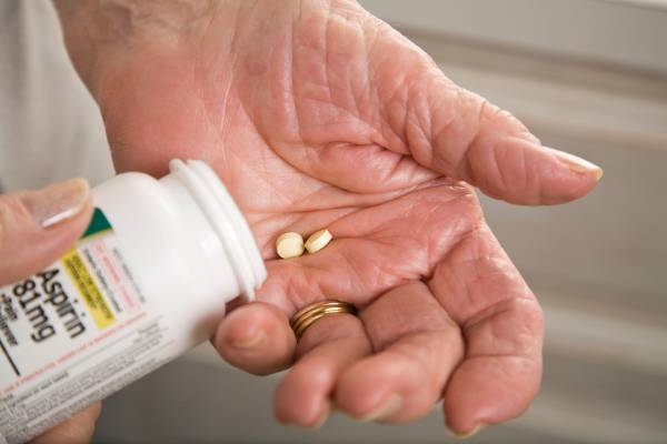 The most recent wellbeing direction on accepting aspirin  medicine as heart attack, stroke protection