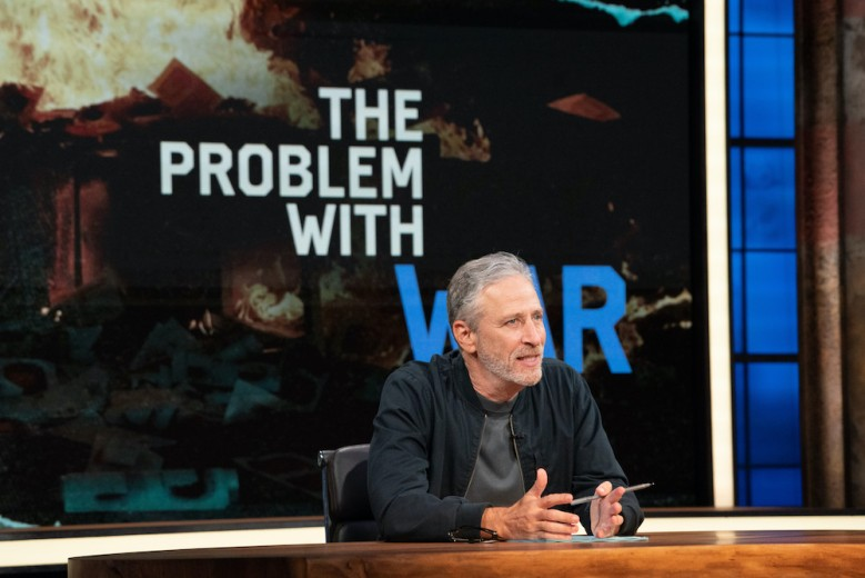 The Problem With Jon Stewart: Apple TV+ revealed new current affairs series